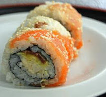 foto sushi California Roll